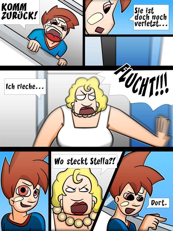WHO Is The Strongest?! Kapitel 02 - Seite 23