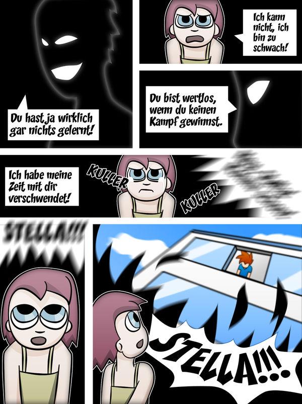 WHO Is The Strongest?! Kapitel 02 - Seite 34