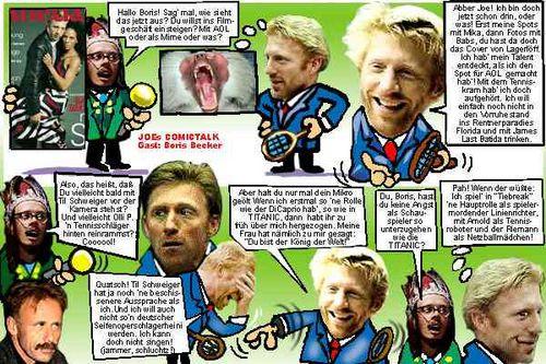 Boris Beckers Zukunftspl?ne