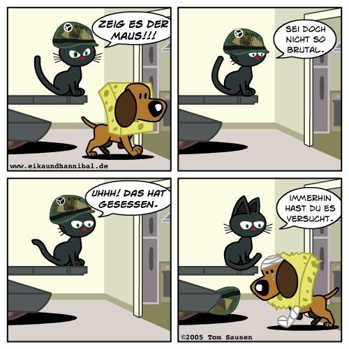Zeig es der Maus!!!