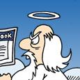 Facebook Fallen Angel