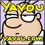 Cartoons von Yavou 2019 - Woche 09 - Sexy Man #4