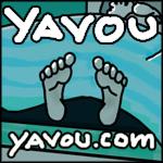 Cartoons von Yavou 2020 - Woche 53 - 2 - Sicher