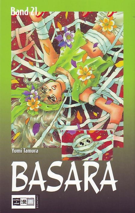 Basara 21 - Das Cover