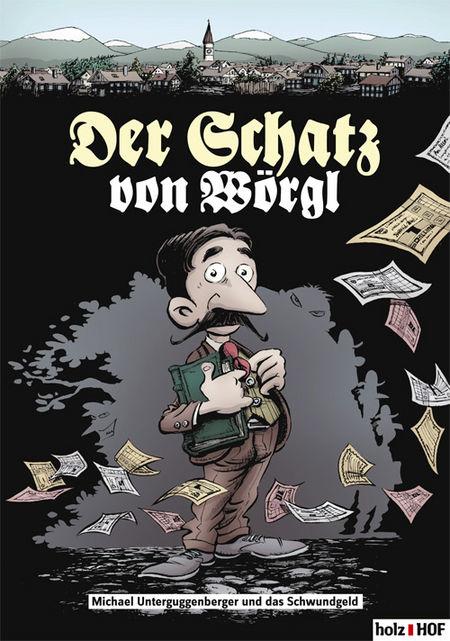 Der Schatz von Wörgl - Das Cover