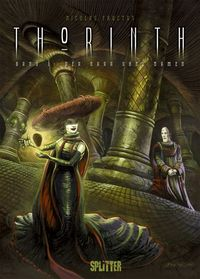 Thorinth 1: Der Narr ohne Namen - Das Cover