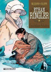 Ethan Ringler 3: Unsichtbare Schatten - Das Cover