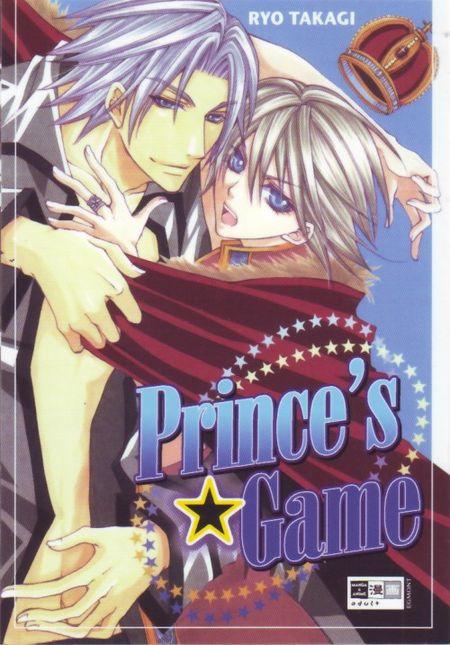 Prince's Game - Das Cover