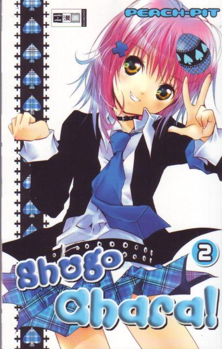 Shugo Chara! 2 - Das Cover