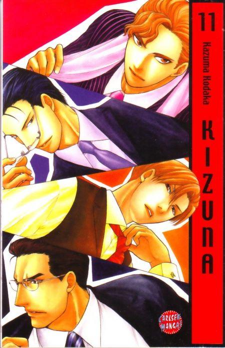 Kizuna 11 - Das Cover