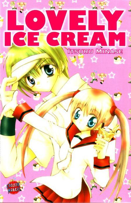 Lovely Ice Cream - Das Cover
