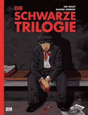 Die schwarze Trilogie - Das Cover