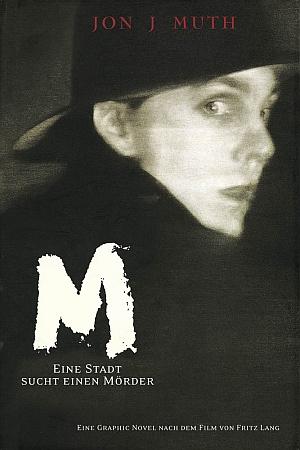 M – Eine Stadt sucht einen Mörder - Das Cover