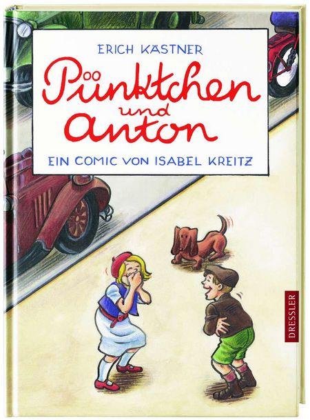 Pünktchen und Anton - Das Cover
