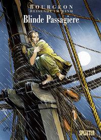 Reisende im Wind 1: Blinde Passagiere - Das Cover