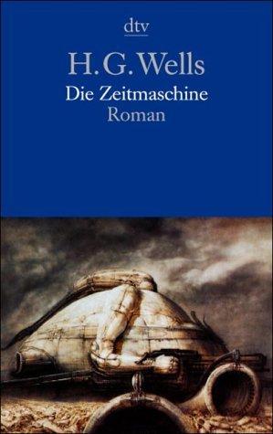 Die Zeitmaschine - Das Cover