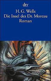 Die Insel des Dr. Moreau - Das Cover