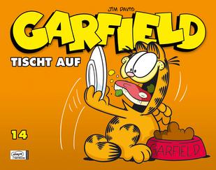 Garfield Softcover 14 - Das Cover
