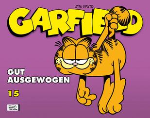 Garfield Softcover 15   - Das Cover