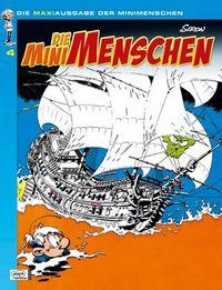 Die Minimenschen Maxiausgabe 4 - Das Cover