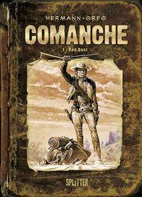 Comanche 1: Red Dust - Das Cover