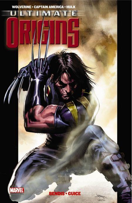 Ultimate Origins - Das Cover