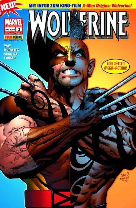Wolverine 1 - Das Cover