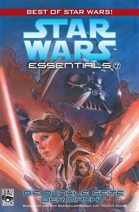 Star Wars Essentials 7: Die dunkle Seite der Macht - Das Cover