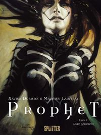 Prophet 1: Ante Genesem - Das Cover