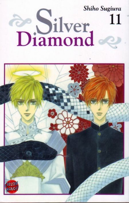 Silver Diamond 11 - Das Cover