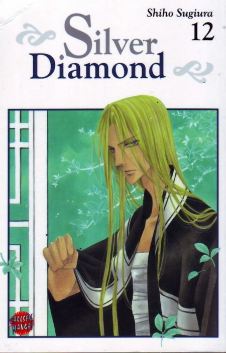 Silver Diamond 12 - Das Cover