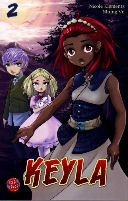 Keyla 2 - Das Cover