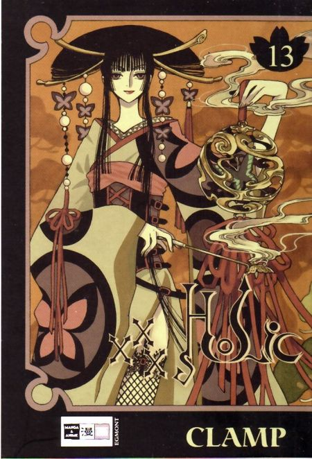 xxxHolic 13 - Das Cover