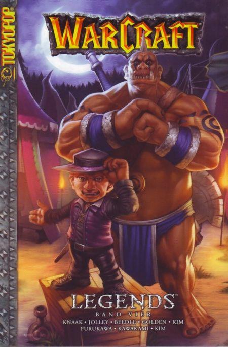 Warcraft Legends 4 - Das Cover