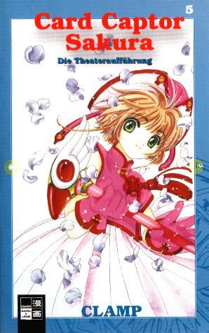 Card Captor Sakura 5 - Das Cover