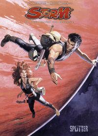 Storm 10: Die Piraten von Pandarve - Das Cover