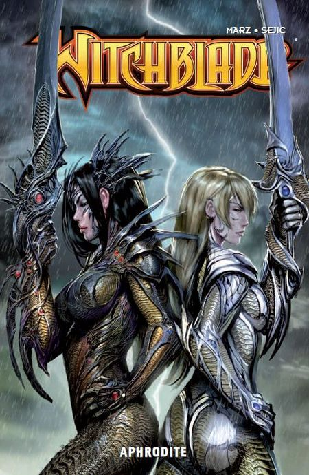 Witchblade 2 - Das Cover