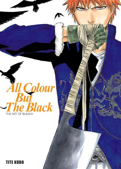 Bleach - All Colour But The Black - Das Cover