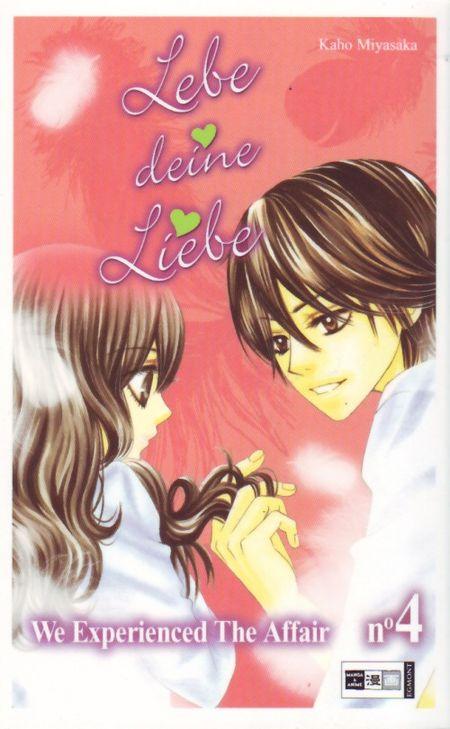 Lebe deine Liebe 4 - Das Cover