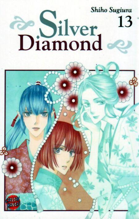 Silver Diamond 13 - Das Cover
