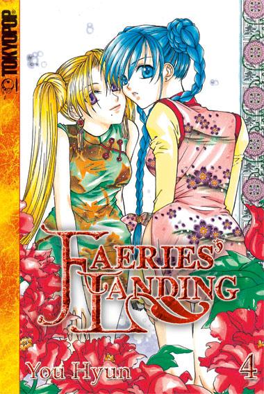 Faeries' Landing 4 - Das Cover