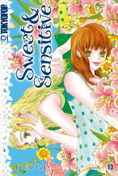 Sweet & Sensitive 13 - Das Cover
