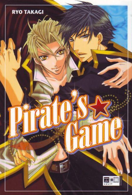 Pirate's Game - Das Cover