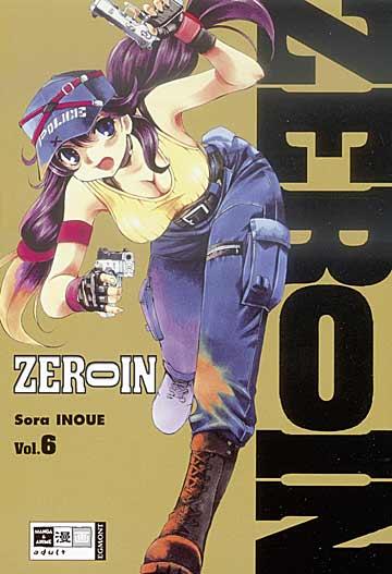 Zeroin 6 - Das Cover