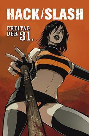 HACK/Slash 3: Freitag der 31. - Das Cover
