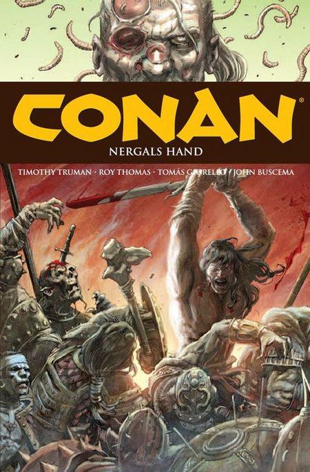 Conan 11: Nergals Hand - Das Cover