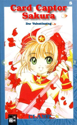 Card Captor Sakura 8 - Das Cover