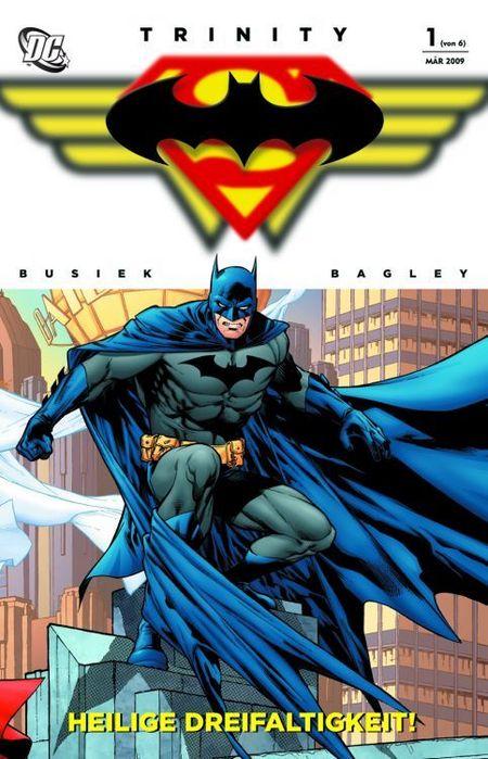 Trinity 1 (von 6) - Das Cover