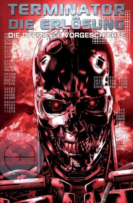 Terminator: Die Erlösung - Das offizielle Film-Prequel - Das Cover