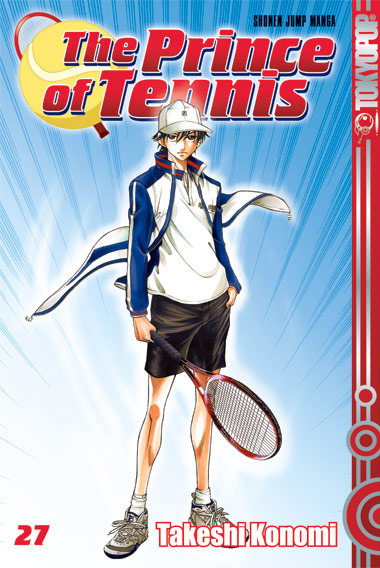 The Prince of Tennis 27 - Das Cover